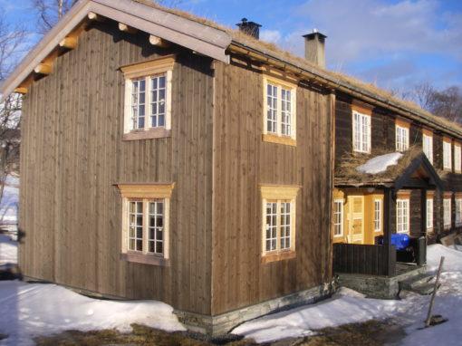 Oppigard Vognild gård – tilbygg