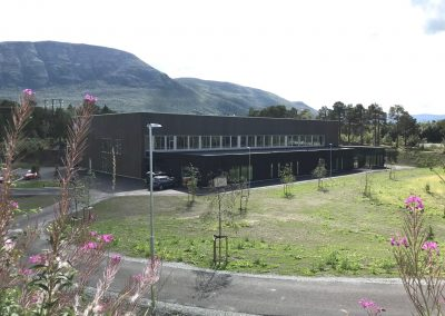 Oppdal Nye Idrettshall