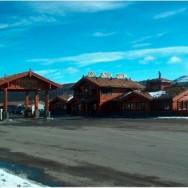 Oppdalsporten i Oppdal kommune satt opp 1998-2000