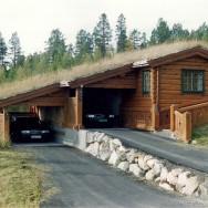 Hovedkontor for Jotek på Fagerhaug i Oppdal